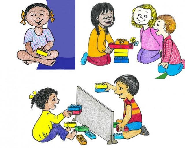 bakat anak bermain