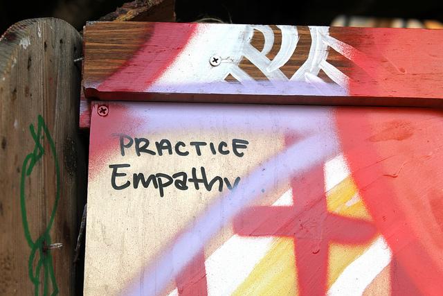 bakat anak empati
