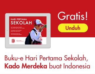 Kado Merdeka dari TemanTakita.com | Portal Bakat Anak