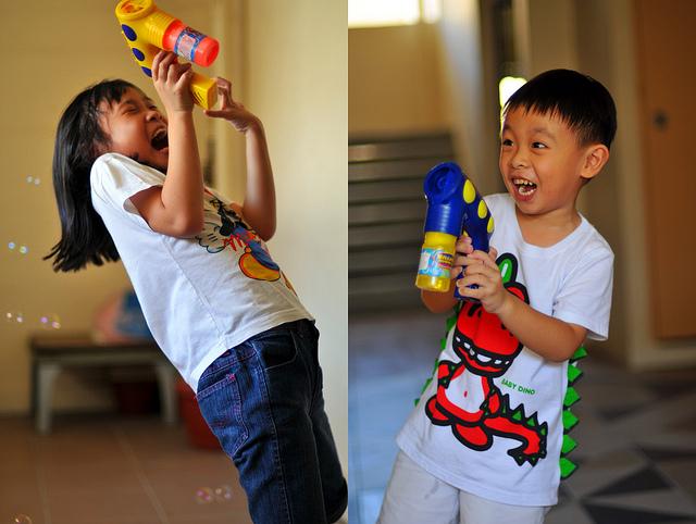 aktivitas kecerdasan majemuk untuk mengenal bakat anak