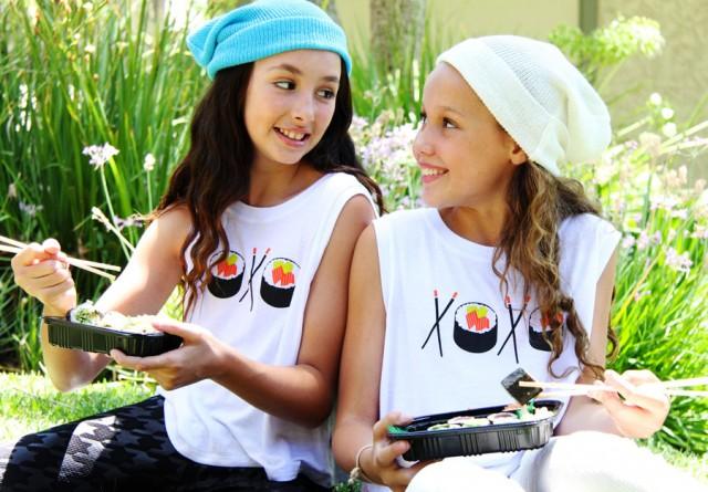 bakat anak enterpreneur desainer baju cilik grace rose cystic fibrosis