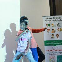 suara anak keenam mengapresiasi ketekunan belajar kemauan belajar belajar aikido