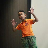 prakarya kertas suara anak keenam mengapresiasi ketekunan belajar kemauan belajar