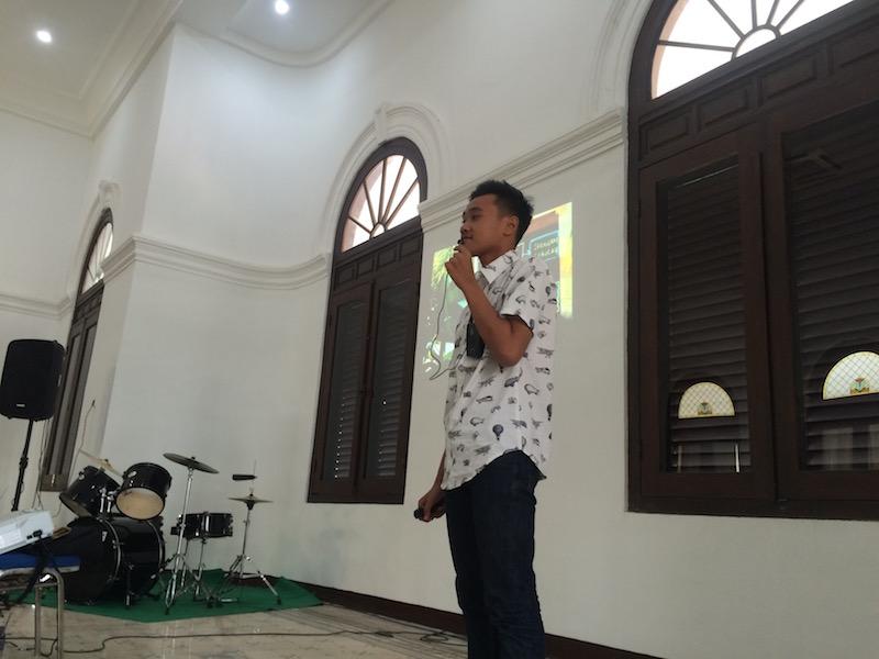 4 Suara Anak Ketujuh Penilaian Belajar Naufal