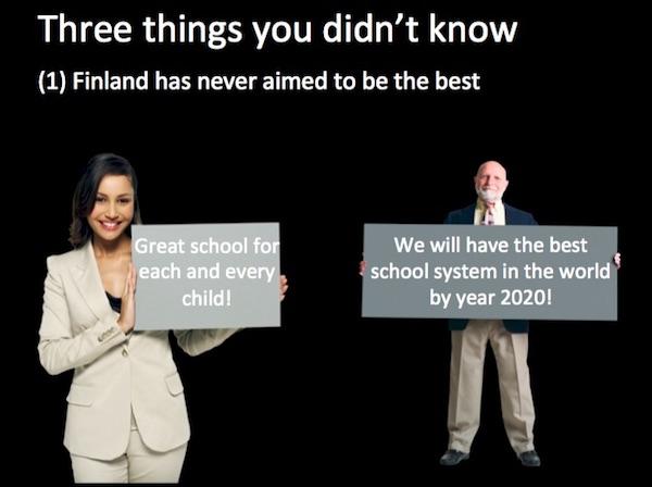 Visi sekolah terbaik finlandia